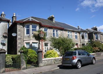 Thumbnail 3 bed flat for sale in 25 Wyndham Road, Ardbeg, Isle Of Bute