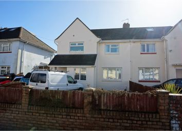 Thumbnail 4 bedroom semi-detached house for sale in Kimmeridge Avenue, Poole