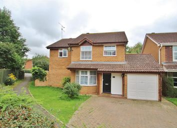 Thumbnail 4 bed detached house for sale in Willow Drive, Buckingham