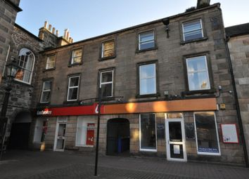 Thumbnail 3 bed flat for sale in High Street, Forres