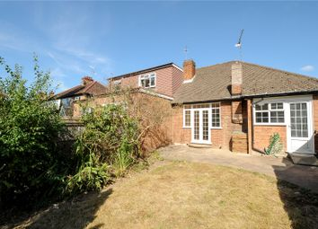 Thumbnail 2 bed semi-detached bungalow for sale in Birchmead Avenue, Pinner, Middlesex
