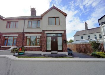 Thumbnail 3 bed semi-detached house for sale in Hamilton Road, Bangor