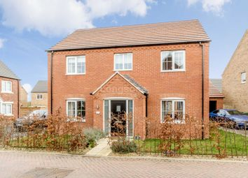 Thumbnail 4 bed detached house for sale in Rowe Place, Swaffham