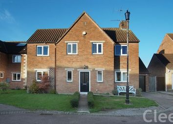 Thumbnail 4 bed detached house for sale in Wood Stanway Drive, Bishops Cleeve, Cheltenham