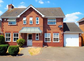 Thumbnail 3 bed detached house for sale in Tamar Place, Evesham