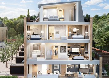 "Thumbnail 4 bed property for sale in ""Hawksmoor"" at Totteridge Place, 1201 High Road, Totteridge & Whetstone"