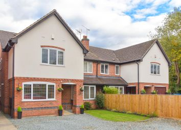 Thumbnail 4 bed semi-detached house for sale in Stratford Road, Warwick