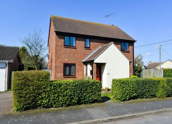 Thumbnail 4 bed detached house for sale in The Copse Bannister Green, Felsted, Dunmow