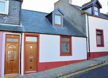 Thumbnail 2 bed cottage for sale in 27 High Street, Stranraer