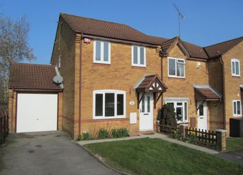 Thumbnail 3 bedroom end terrace house to rent in Martley Gardens, Hedge End, Southampton