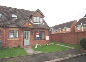 Thumbnail 1 bed end terrace house for sale in Steven Drive, Bilston