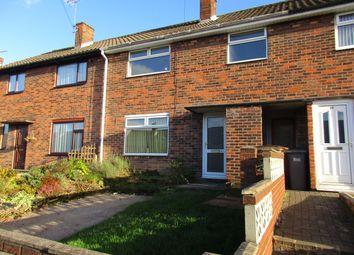Thumbnail 3 bed town house to rent in Baddeley Hall Road, Baddeley Green, Stoke On Trent, Staffordshire