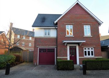 Thumbnail 3 bedroom detached house to rent in Wyatt Crescent, Lower Earley, Reading