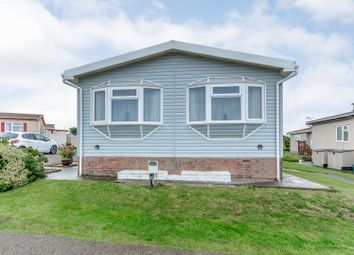 Thumbnail 2 bed mobile/park home for sale in West Shore Park, Walney, Barrow-In-Furness
