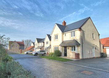 Thumbnail 4 bed detached house for sale in Fox Close, Thornbury, Bristol