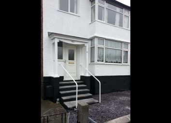 Thumbnail 3 bed semi-detached house to rent in Greenfield, Holywell, Flintshire