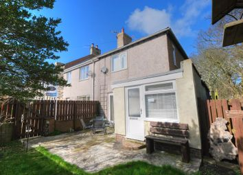 Thumbnail 3 bed end terrace house for sale in Second Avenue, Amble, Morpeth