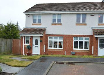 Thumbnail 3 bed end terrace house for sale in Howe Drive, Kirkmuirhill, Lanark