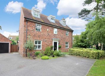 Thumbnail 5 bed detached house for sale in Thomas Crescent, Grange Farm, Kesgrave, Ipswich
