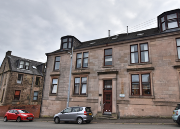 Thumbnail 2 bed flat for sale in 21 Bank Street, Greenock