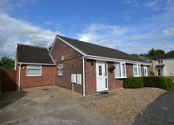 Thumbnail 3 bed semi-detached bungalow for sale in Daniell Close, Clacton-On-Sea