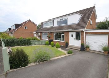 Thumbnail 3 bed semi-detached house for sale in Henderson Drive, Bangor