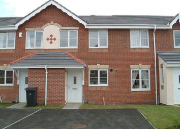 Thumbnail 2 bed town house to rent in Keepers Close, Firth Park, Sheffield