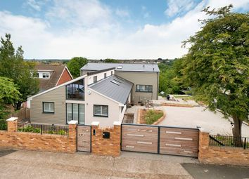 Thumbnail 4 bed detached house for sale in The Ridgeway, Chatham