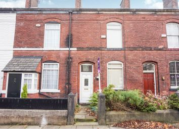 Thumbnail 3 bed terraced house for sale in Nipper Lane, Whitefield, Manchester