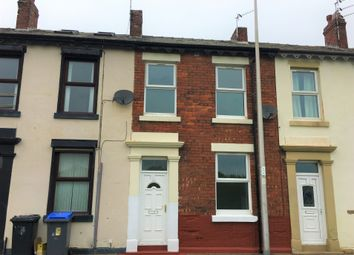 Thumbnail 3 bedroom terraced house to rent in Enfield Road, Blackpool
