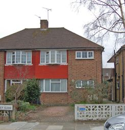 Thumbnail 2 bed flat for sale in 49 Bramley Close, Twickenham, Middlesex