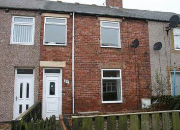 Thumbnail 3 bedroom terraced house to rent in Poplar Street, Ashington