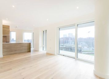 Thumbnail 2 bed flat for sale in Royal Arsenal Riverside, Woolwich