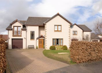 Thumbnail 5 bedroom detached house for sale in Maple Place, Blairgowrie, Perth And Kinross