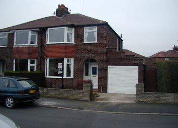 Thumbnail 3 bed semi-detached house to rent in 10 St. Albans Crescent, West Timperley, Altrincham