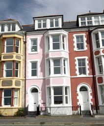 Thumbnail 3 bed flat for sale in 10 Bodfor Terrace, Aberdovey Gwynedd