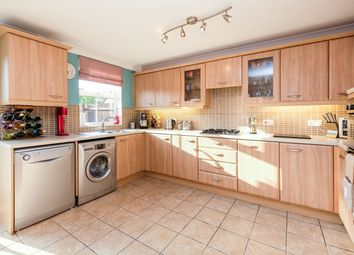 Thumbnail 4 bedroom town house for sale in Peasey Gardens, Kesgrave, Ipswich