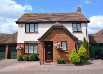 Thumbnail 3 bed detached house for sale in Petresfield Way, Brentwood
