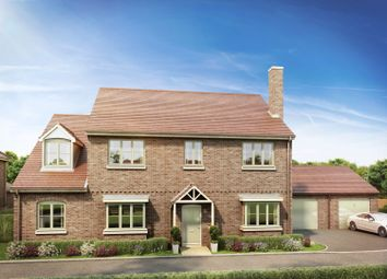 Thumbnail 4 bedroom detached house for sale in Station Lane, Lapworth, Solihull