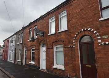Thumbnail 2 bed terraced house for sale in Tavanagh Street, Belfast