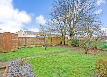 Thumbnail 4 bed end terrace house for sale in Arethusa Road, Rochester, Kent