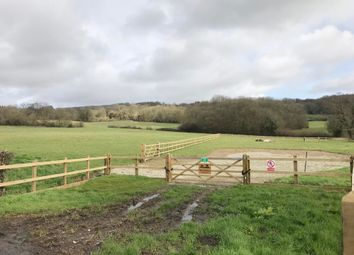 Thumbnail Land for sale in The Stables, Underriver House Road, Underriver, Sevenoaks, Kent