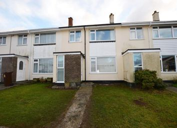 Thumbnail 3 bed terraced house for sale in Treswithian Park Road, Camborne, Cornwall