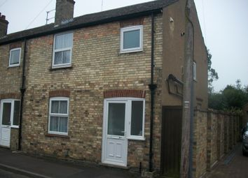 Thumbnail 3 bed terraced house to rent in Bohemond Street, Ely