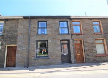 Thumbnail 3 bedroom terraced house for sale in Gilfach Road, Tonyrefail, Porth