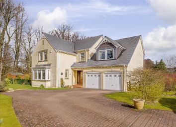 Thumbnail 5 bedroom detached house for sale in Cornhill Grove, Biggar, Lanarkshire