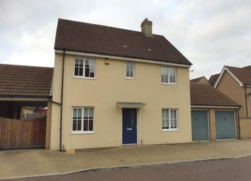 Thumbnail 4 bed property to rent in John Hammond Close, Colchester