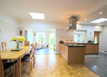 Thumbnail 5 bed detached house for sale in Upper Bryn Coch, Mold, Flintshire