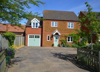 Thumbnail 3 bed detached house for sale in Station Road, Dersingham, King's Lynn