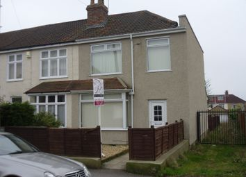 Thumbnail 4 bedroom end terrace house to rent in Toronto Road, Horfield, Bristol